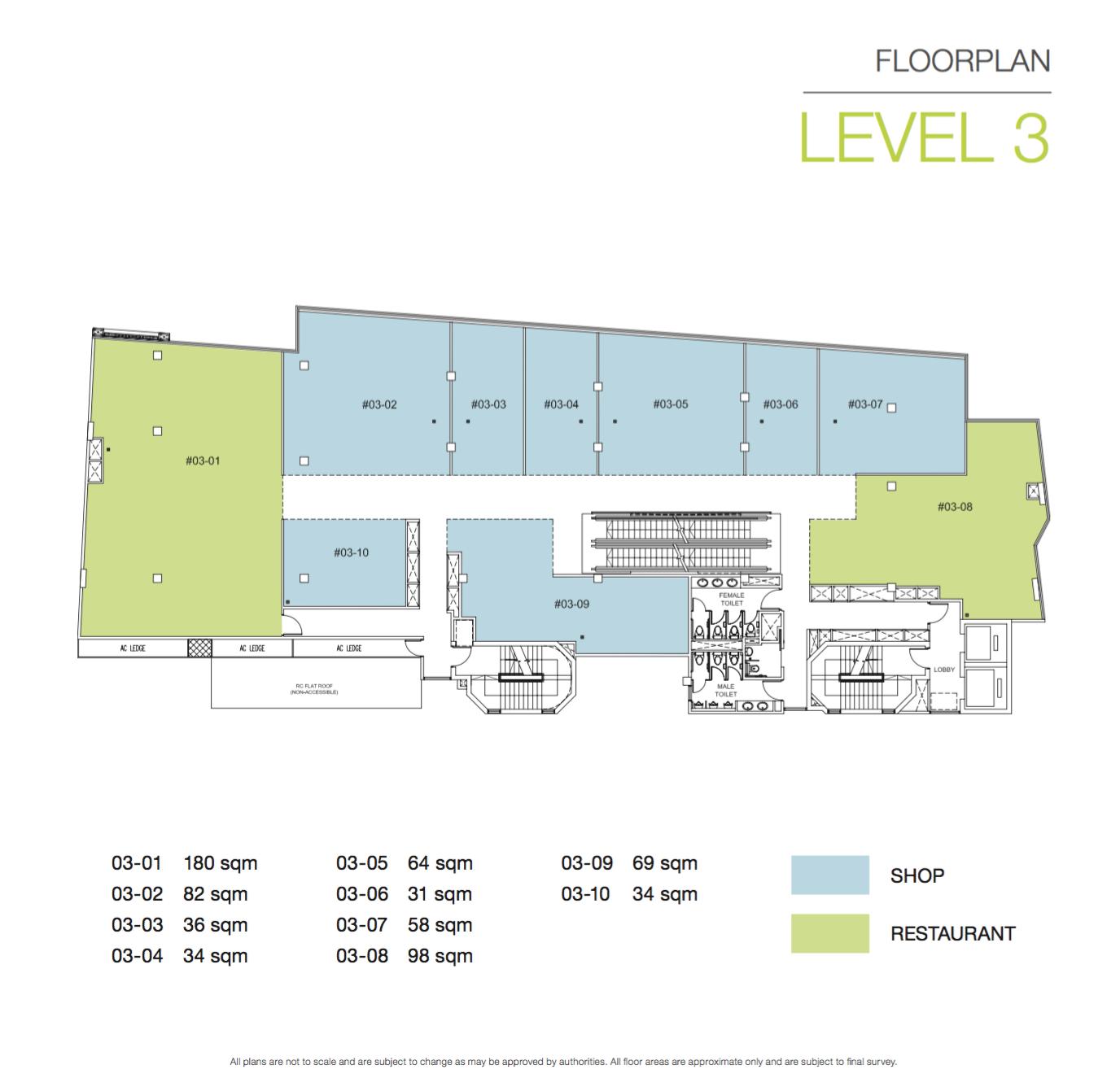 L3 Site Plan
