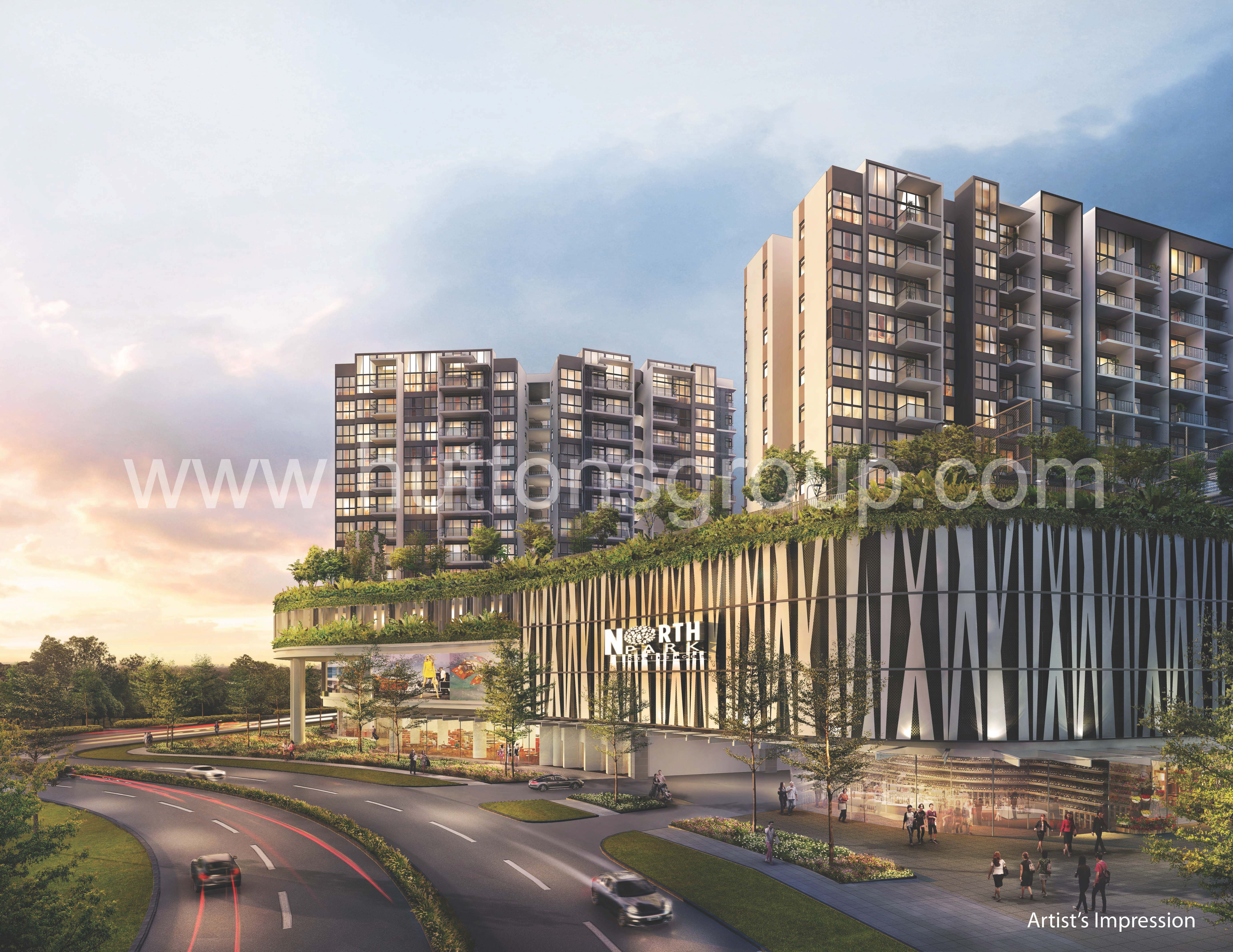 North Park Residences Featured Image