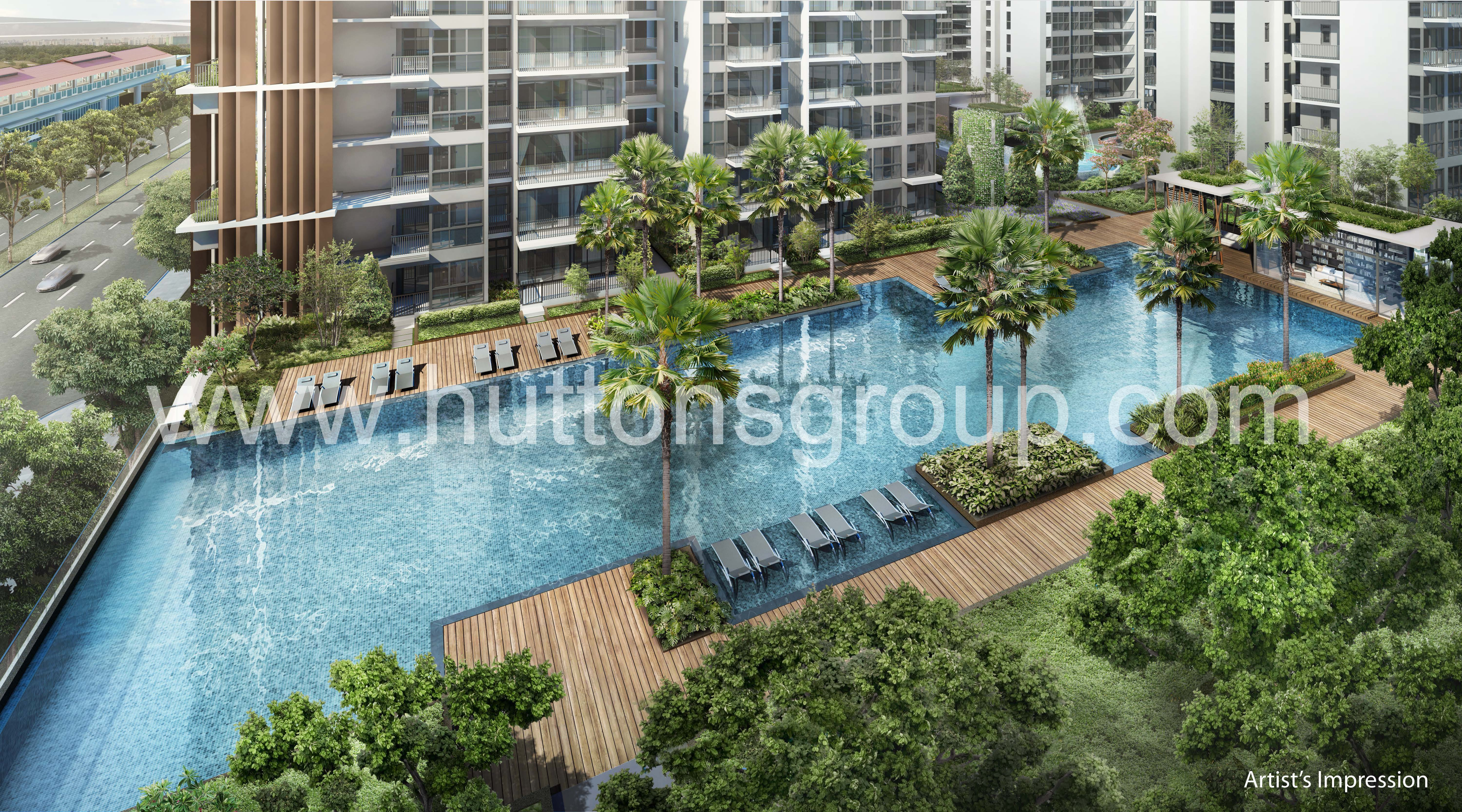 North Park Residences PG1