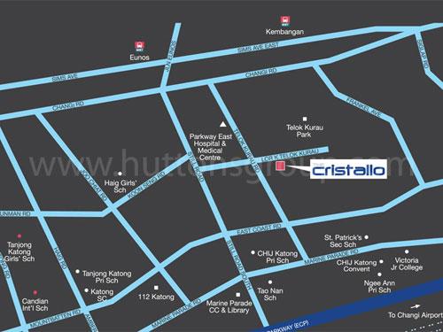The Cristallo Location