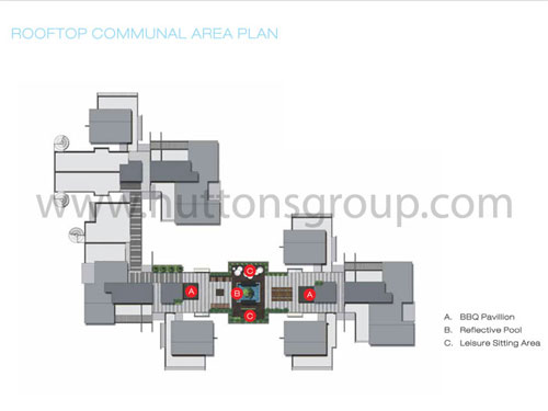 The Cristallo Site Plan 1