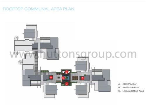 The Cristallo Site Plan 1
