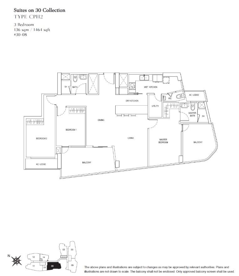City Gate Floor Plan