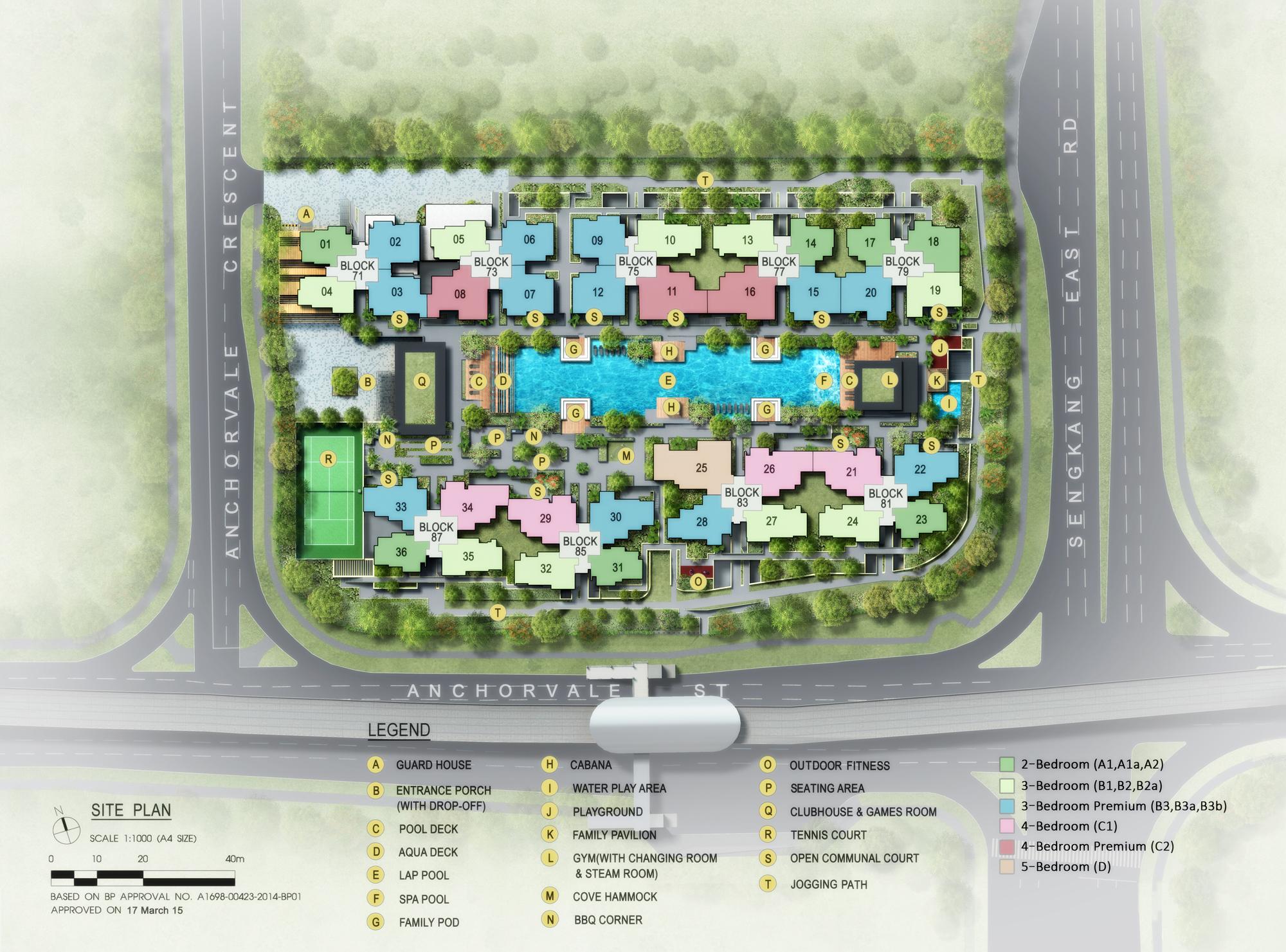 the-valves-ec-site-plan