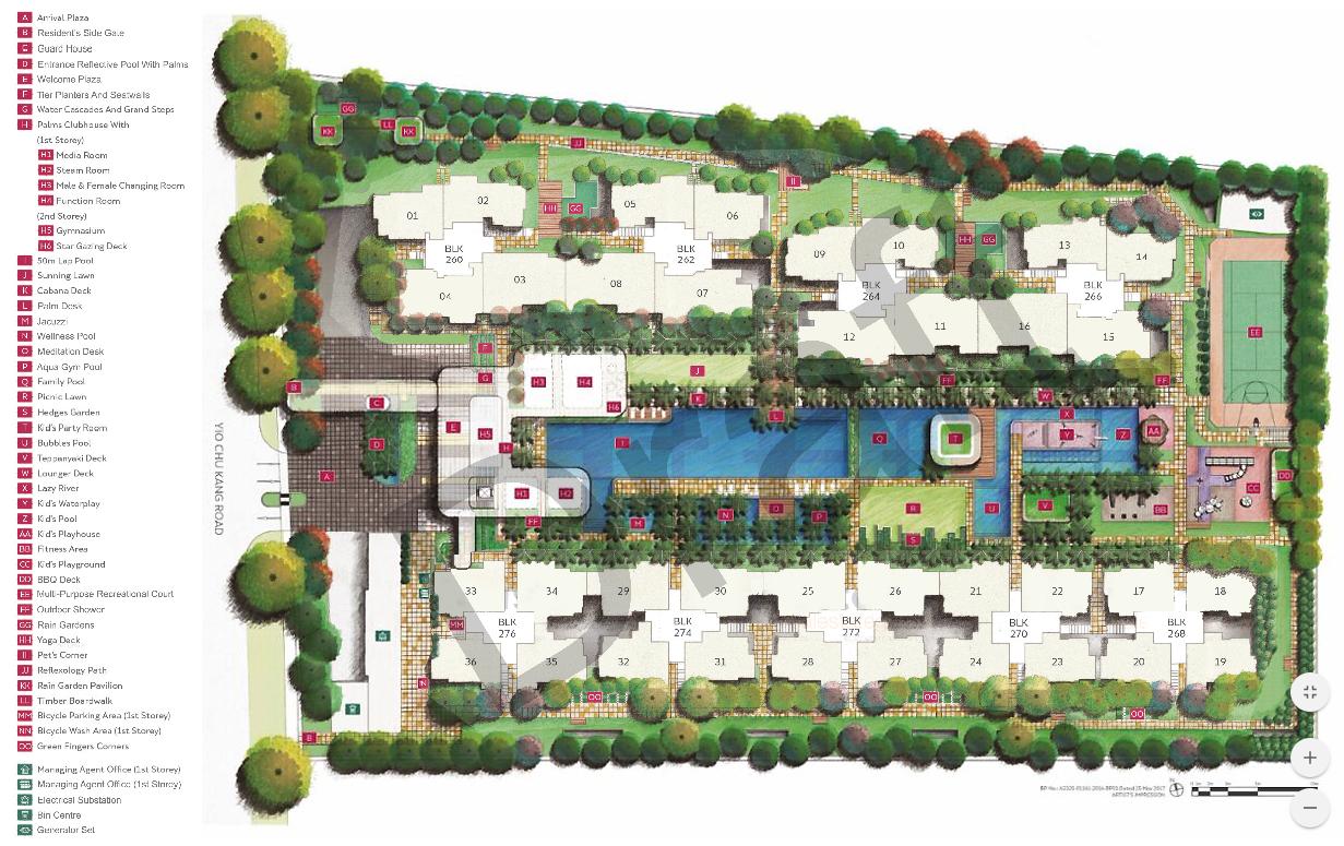 HPR Draft Site Plan